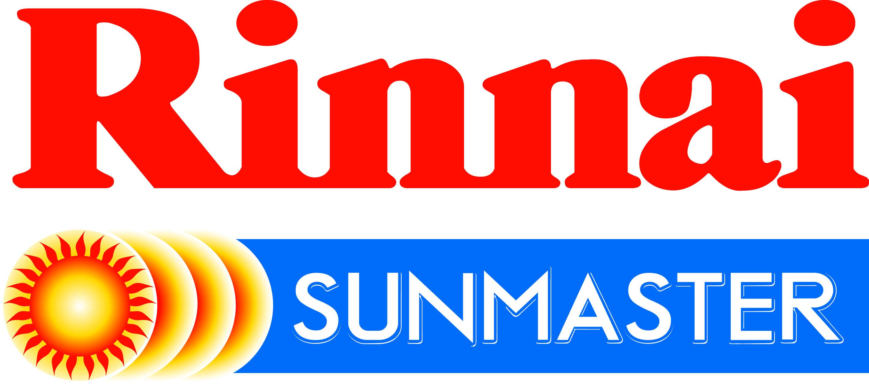 Rinnai Sunmaster Logo