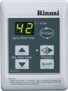 Rinnai Infinity Universal Controller