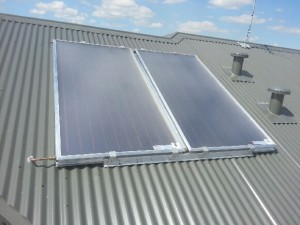 Equinox Solar Hot Water System In Pearsall Wa Air And Water