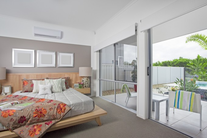 air conditioned bedroom. The Ultimate Guide to Buying Air Conditioning  Part 2   Air and Water