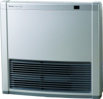 Convector gas heater
