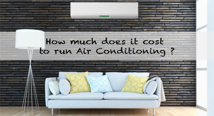 How Much Does It Cost To Run Air Conditioning Air And Water