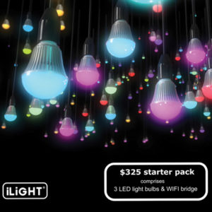 iLights smart light bulb