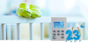 iSense for individual zoned temperature control